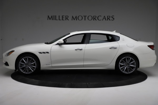 New 2021 Maserati Quattroporte S Q4 GranLusso for sale $122,349 at Bugatti of Greenwich in Greenwich CT 06830 3