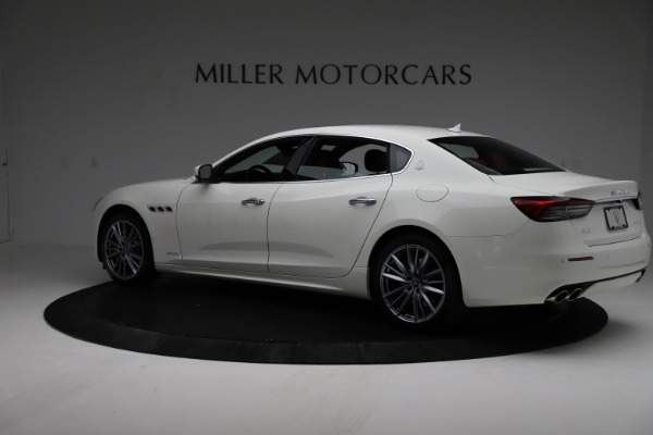 New 2021 Maserati Quattroporte S Q4 GranLusso for sale $122,349 at Bugatti of Greenwich in Greenwich CT 06830 4