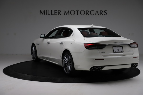 New 2021 Maserati Quattroporte S Q4 GranLusso for sale $122,349 at Bugatti of Greenwich in Greenwich CT 06830 5