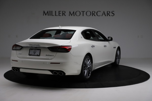 New 2021 Maserati Quattroporte S Q4 GranLusso for sale $122,349 at Bugatti of Greenwich in Greenwich CT 06830 7