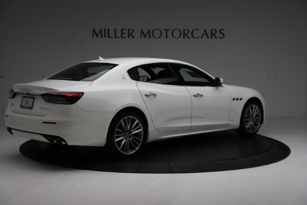 New 2021 Maserati Quattroporte S Q4 GranLusso for sale $122,349 at Bugatti of Greenwich in Greenwich CT 06830 8