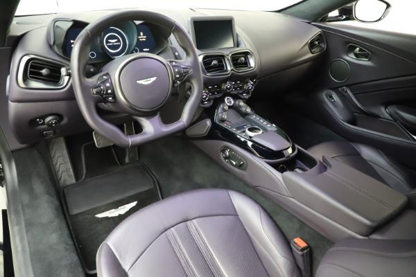 Used 2019 Aston Martin Vantage for sale $129,990 at Bugatti of Greenwich in Greenwich CT 06830 13