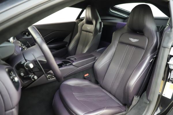 Used 2019 Aston Martin Vantage for sale $129,990 at Bugatti of Greenwich in Greenwich CT 06830 14