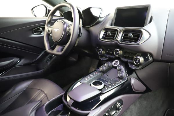 Used 2019 Aston Martin Vantage for sale $129,990 at Bugatti of Greenwich in Greenwich CT 06830 16