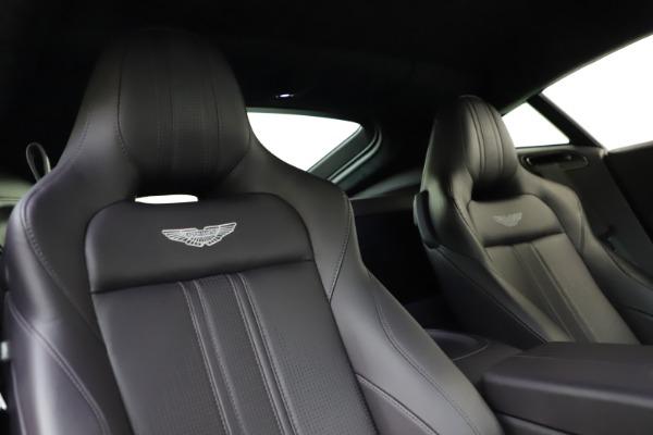 Used 2019 Aston Martin Vantage for sale $129,990 at Bugatti of Greenwich in Greenwich CT 06830 17