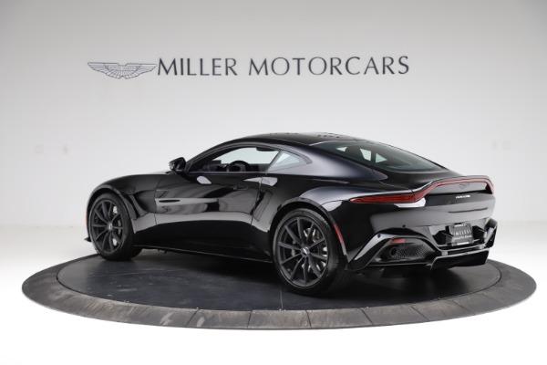 Used 2019 Aston Martin Vantage for sale $129,990 at Bugatti of Greenwich in Greenwich CT 06830 3