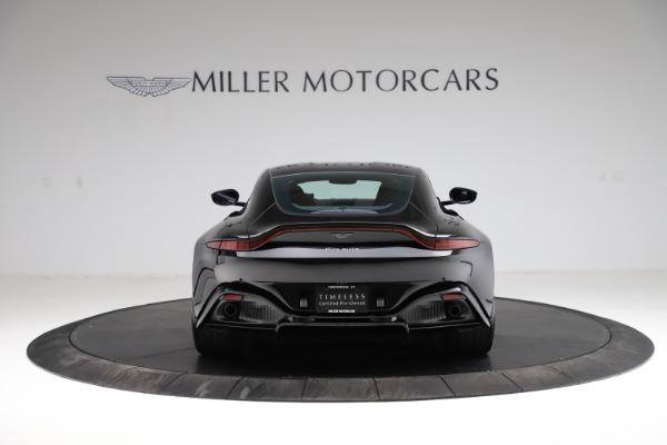Used 2019 Aston Martin Vantage for sale $129,990 at Bugatti of Greenwich in Greenwich CT 06830 5