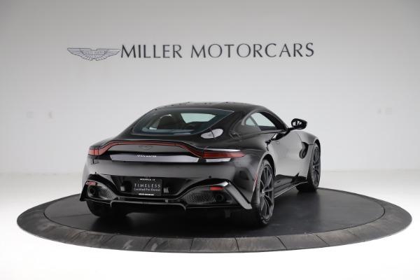 Used 2019 Aston Martin Vantage for sale $129,990 at Bugatti of Greenwich in Greenwich CT 06830 6
