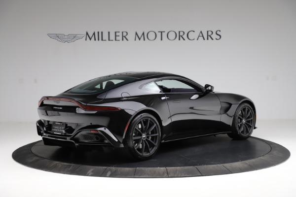 Used 2019 Aston Martin Vantage for sale $129,990 at Bugatti of Greenwich in Greenwich CT 06830 7