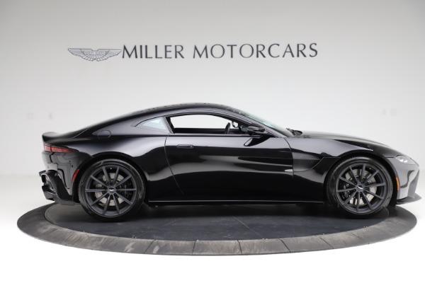 Used 2019 Aston Martin Vantage for sale $129,990 at Bugatti of Greenwich in Greenwich CT 06830 8