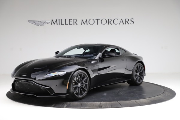 Used 2019 Aston Martin Vantage for sale $129,990 at Bugatti of Greenwich in Greenwich CT 06830 1