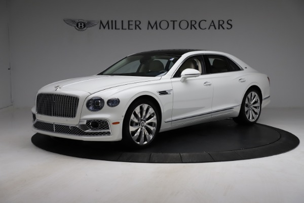New 2021 Bentley Flying Spur W12 First Edition for sale Call for price at Bugatti of Greenwich in Greenwich CT 06830 2