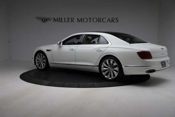 New 2021 Bentley Flying Spur W12 First Edition for sale Call for price at Bugatti of Greenwich in Greenwich CT 06830 4