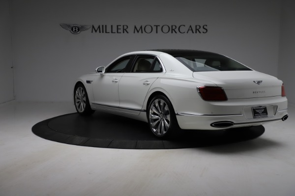 New 2021 Bentley Flying Spur W12 First Edition for sale Call for price at Bugatti of Greenwich in Greenwich CT 06830 5