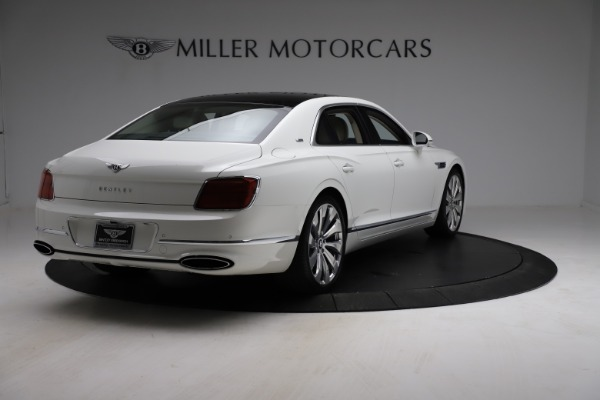 New 2021 Bentley Flying Spur W12 First Edition for sale Call for price at Bugatti of Greenwich in Greenwich CT 06830 7