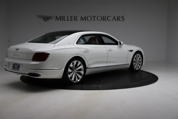New 2021 Bentley Flying Spur W12 First Edition for sale Call for price at Bugatti of Greenwich in Greenwich CT 06830 8