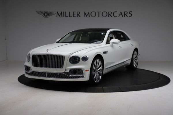 New 2021 Bentley Flying Spur W12 First Edition for sale Call for price at Bugatti of Greenwich in Greenwich CT 06830 1