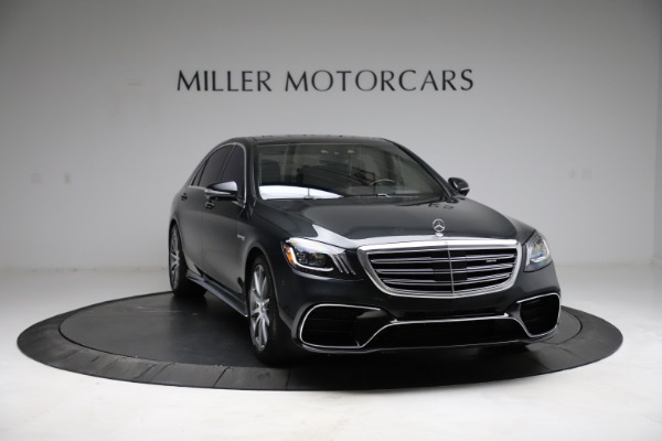 Used 2019 Mercedes-Benz S-Class AMG S 63 for sale $122,900 at Bugatti of Greenwich in Greenwich CT 06830 20