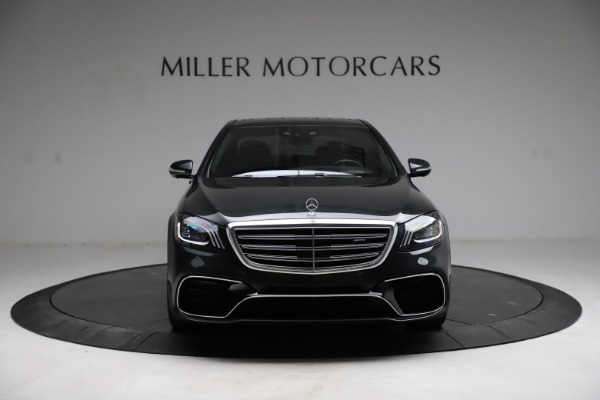 Used 2019 Mercedes-Benz S-Class AMG S 63 for sale $122,900 at Bugatti of Greenwich in Greenwich CT 06830 21