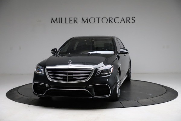 Used 2019 Mercedes-Benz S-Class AMG S 63 for sale $122,900 at Bugatti of Greenwich in Greenwich CT 06830 22