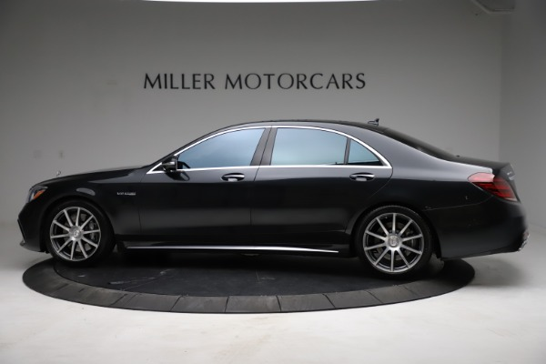 Used 2019 Mercedes-Benz S-Class AMG S 63 for sale $122,900 at Bugatti of Greenwich in Greenwich CT 06830 5