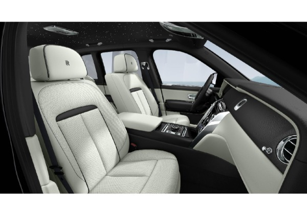 New 2021 Rolls-Royce Cullinan for sale Call for price at Bugatti of Greenwich in Greenwich CT 06830 5