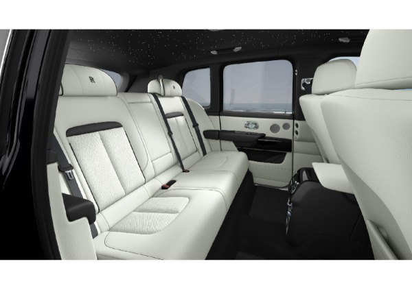 New 2021 Rolls-Royce Cullinan for sale Call for price at Bugatti of Greenwich in Greenwich CT 06830 6