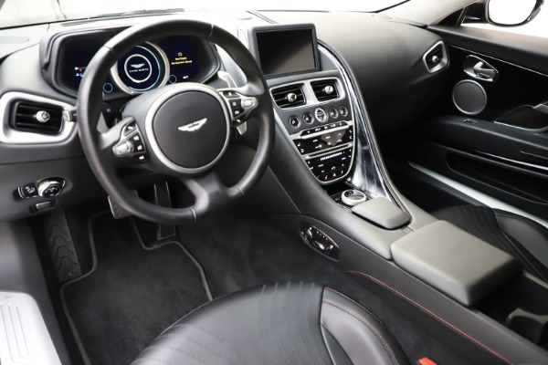 Used 2018 Aston Martin DB11 V12 for sale $159,990 at Bugatti of Greenwich in Greenwich CT 06830 13