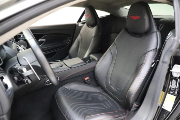 Used 2018 Aston Martin DB11 V12 for sale $159,990 at Bugatti of Greenwich in Greenwich CT 06830 14