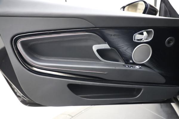Used 2018 Aston Martin DB11 V12 for sale $159,990 at Bugatti of Greenwich in Greenwich CT 06830 15