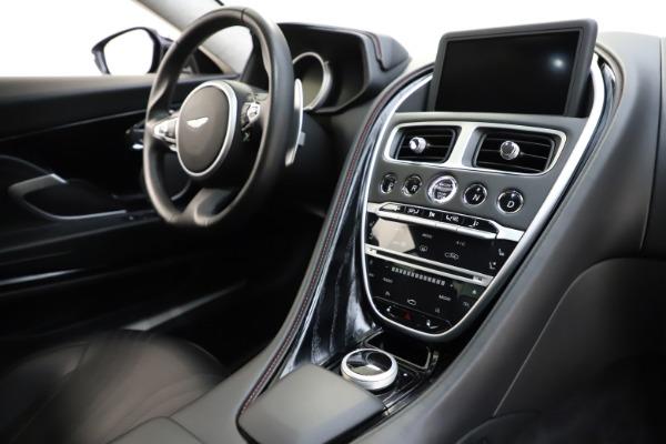 Used 2018 Aston Martin DB11 V12 for sale $159,990 at Bugatti of Greenwich in Greenwich CT 06830 17