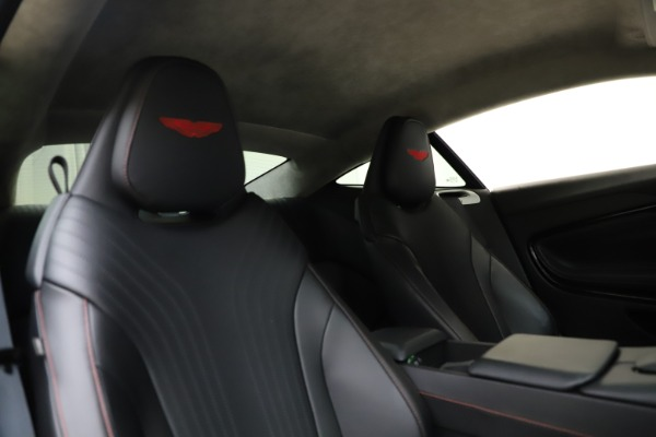 Used 2018 Aston Martin DB11 V12 for sale $159,990 at Bugatti of Greenwich in Greenwich CT 06830 18