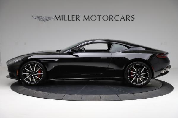 Used 2018 Aston Martin DB11 V12 for sale $159,990 at Bugatti of Greenwich in Greenwich CT 06830 2