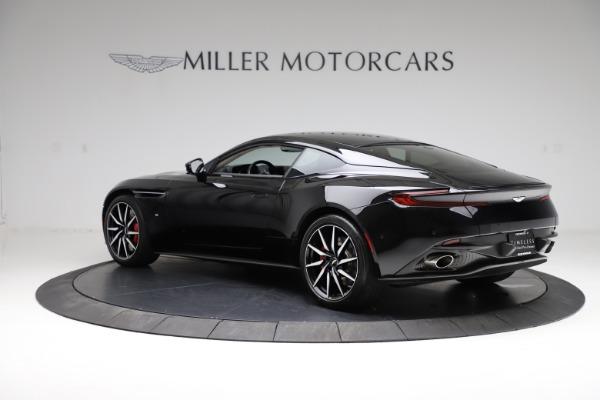 Used 2018 Aston Martin DB11 V12 for sale $159,990 at Bugatti of Greenwich in Greenwich CT 06830 3