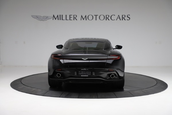 Used 2018 Aston Martin DB11 V12 for sale $159,990 at Bugatti of Greenwich in Greenwich CT 06830 5