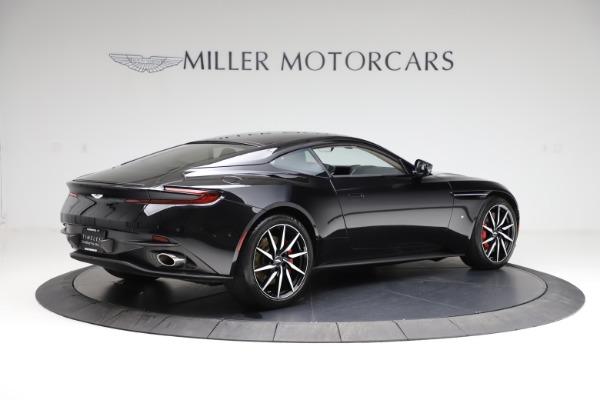 Used 2018 Aston Martin DB11 V12 for sale $159,990 at Bugatti of Greenwich in Greenwich CT 06830 7