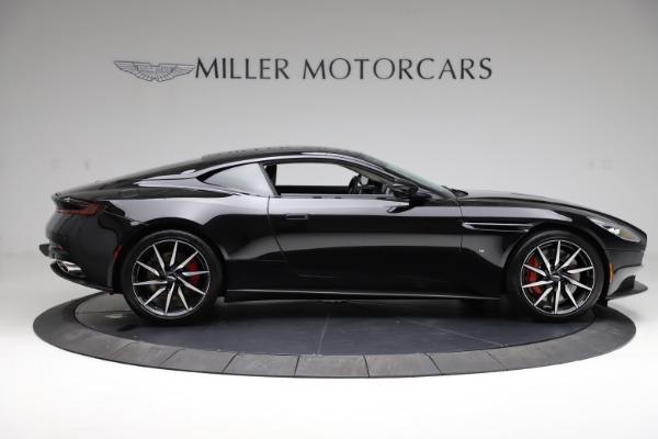 Used 2018 Aston Martin DB11 V12 for sale $159,990 at Bugatti of Greenwich in Greenwich CT 06830 8