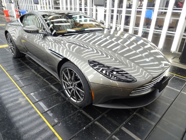 New 2021 Aston Martin DB11 V8 for sale $240,886 at Bugatti of Greenwich in Greenwich CT 06830 2