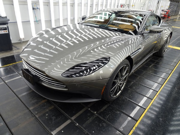 New 2021 Aston Martin DB11 V8 for sale $240,886 at Bugatti of Greenwich in Greenwich CT 06830 1