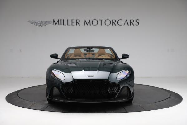 New 2021 Aston Martin DBS Superleggera Volante for sale $392,916 at Bugatti of Greenwich in Greenwich CT 06830 11