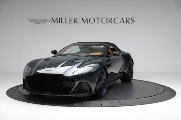 New 2021 Aston Martin DBS Superleggera Volante for sale $392,916 at Bugatti of Greenwich in Greenwich CT 06830 12