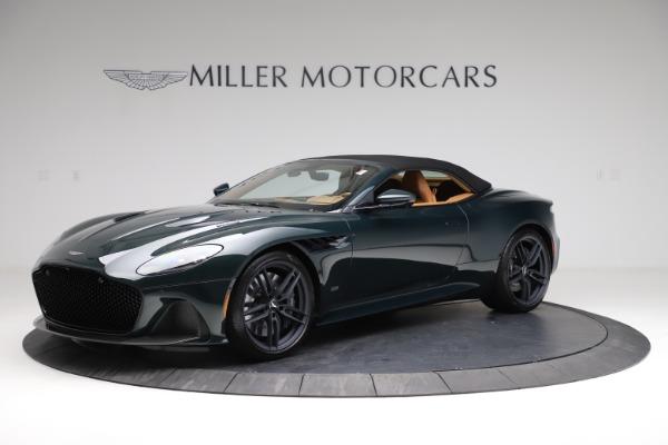 New 2021 Aston Martin DBS Superleggera Volante for sale $392,916 at Bugatti of Greenwich in Greenwich CT 06830 13