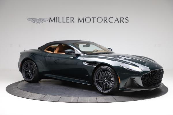 New 2021 Aston Martin DBS Superleggera Volante for sale $392,916 at Bugatti of Greenwich in Greenwich CT 06830 16