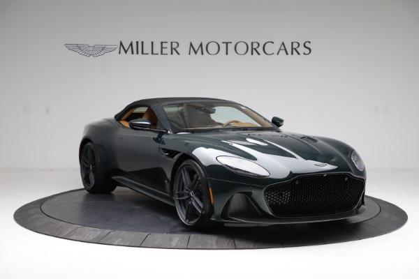 New 2021 Aston Martin DBS Superleggera Volante for sale $392,916 at Bugatti of Greenwich in Greenwich CT 06830 17