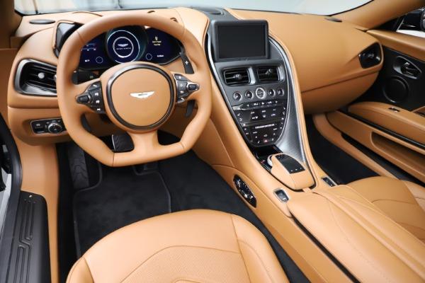 New 2021 Aston Martin DBS Superleggera Volante for sale $392,916 at Bugatti of Greenwich in Greenwich CT 06830 19