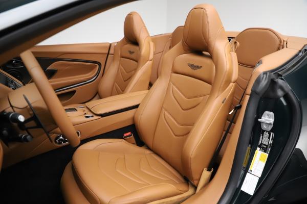 New 2021 Aston Martin DBS Superleggera Volante for sale $392,916 at Bugatti of Greenwich in Greenwich CT 06830 20