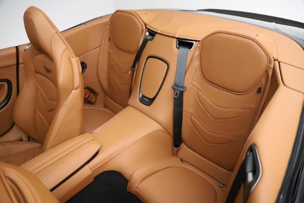 New 2021 Aston Martin DBS Superleggera Volante for sale $392,916 at Bugatti of Greenwich in Greenwich CT 06830 21