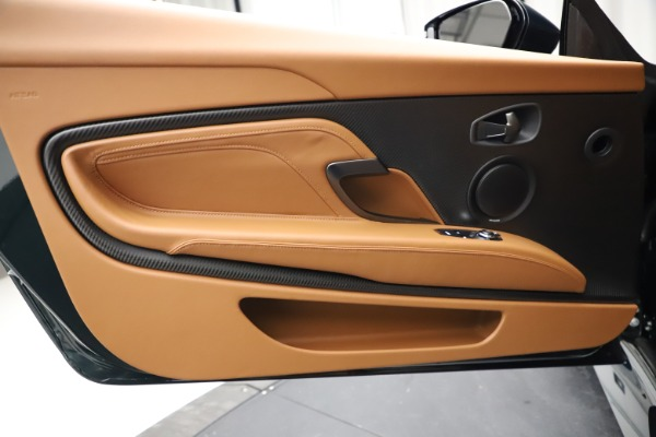 New 2021 Aston Martin DBS Superleggera Volante for sale $392,916 at Bugatti of Greenwich in Greenwich CT 06830 22