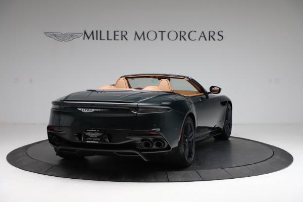 New 2021 Aston Martin DBS Superleggera Volante for sale $392,916 at Bugatti of Greenwich in Greenwich CT 06830 6