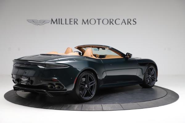 New 2021 Aston Martin DBS Superleggera Volante for sale $392,916 at Bugatti of Greenwich in Greenwich CT 06830 7